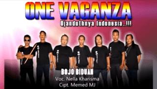 Lirik Lagu Bojo Biduan - Nella Kharisma