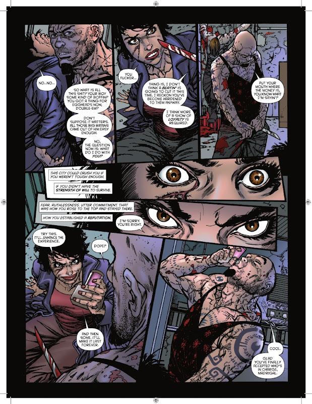 3d comic world of neverquest episode 9 - 3 7