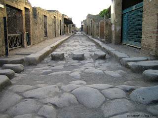 Pompeya - Derecho romano