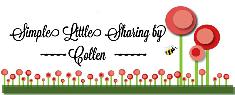Simple Little Sharing By Collen