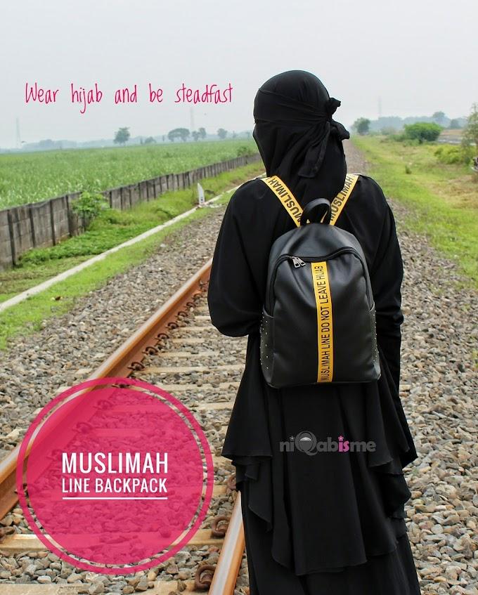 Backpack Muslimah Line