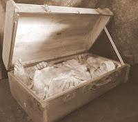 olivo valigia moglie morta milano genova