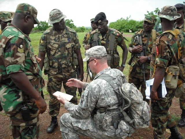 nigerian us boko haram training