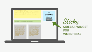 Tạo widget cố định khi cuộn trang cho Blogspot