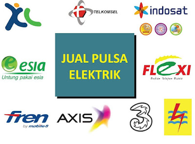 Morena Reload Pulsa Murah All Operator