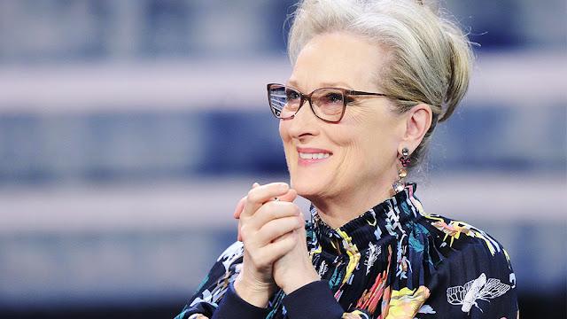 Nữ diễn viên được kính trọng nhất Hollywood Meryl Streep