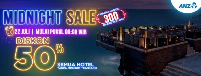 Promo Mister Aladin Midnight Sale  diskon 50%