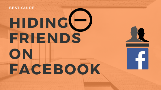 How To Hide Friends On Facebook Profile<br/>