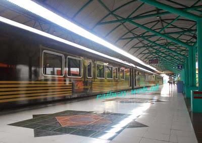 Kapan Kereta Api Siap Berangkat dari Stasiun