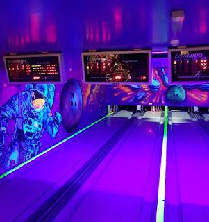 Bowlingo at Mr B's Amusement Arcade in Rhyl