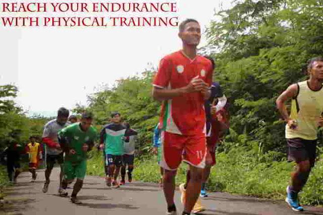 Daya Tahan (Endurance)
