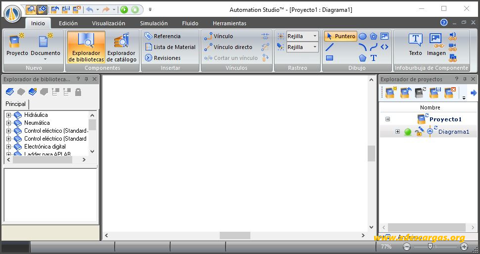 Automation Studio Full Español