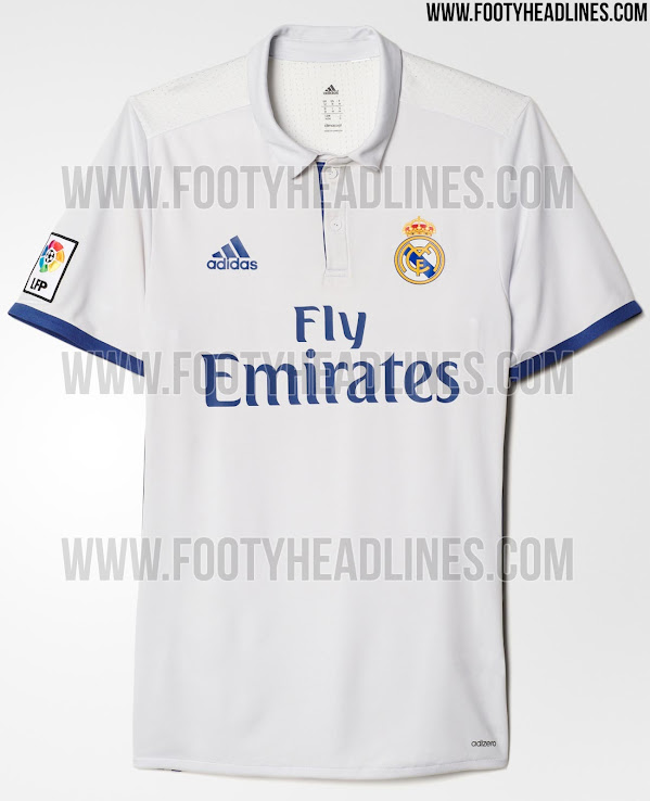 bfdf8d67bd04a Te gusta la camiseta Adidas del Real Madrid 16-17