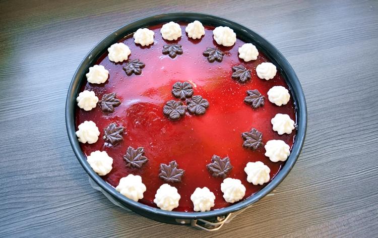 Rotkappchenkuchen Just Aelex