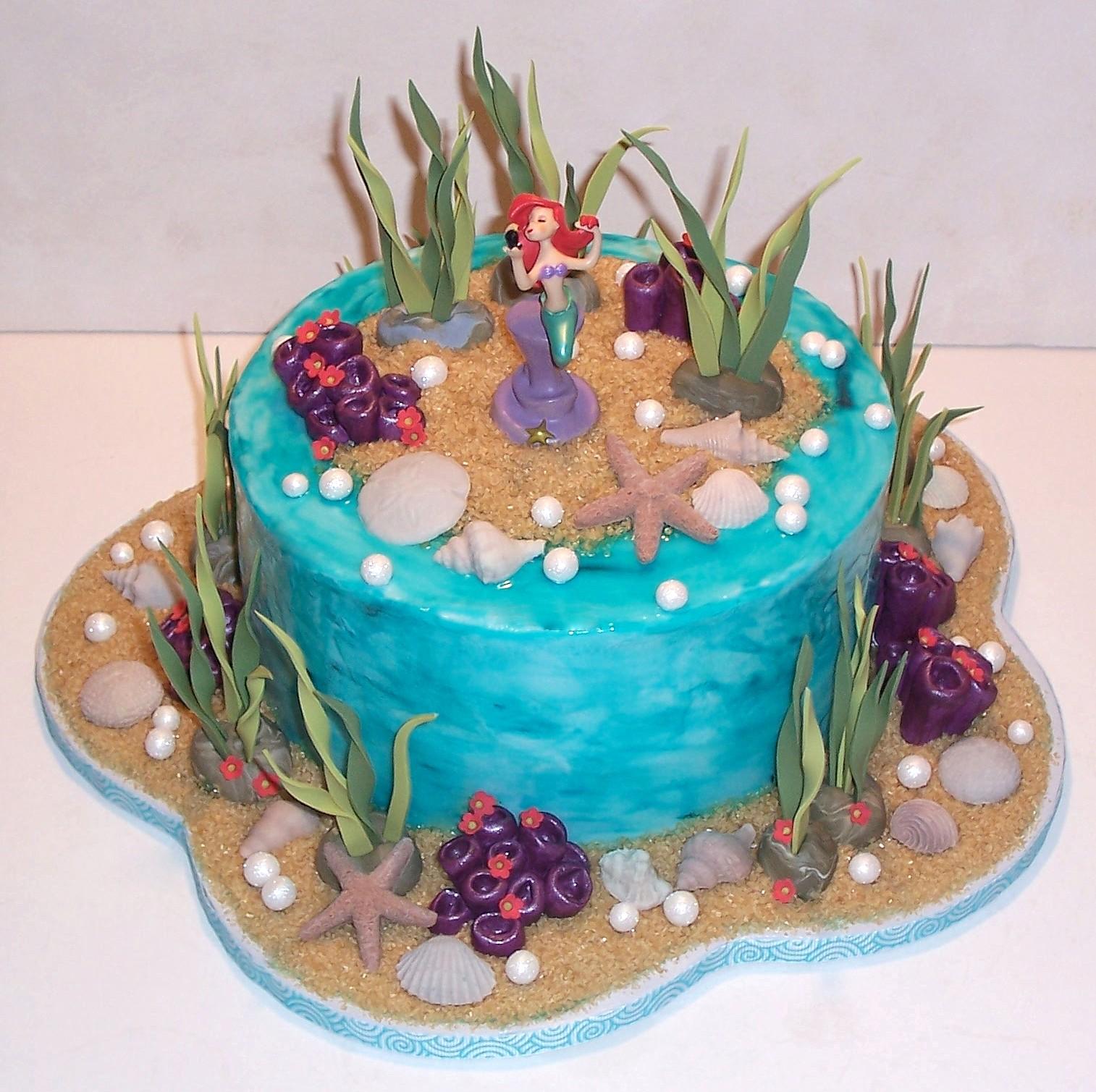 Princess Cake Designs Little Girl