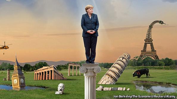 Ευρώπη; Αλήθεια, ποιά Ευρώπη;