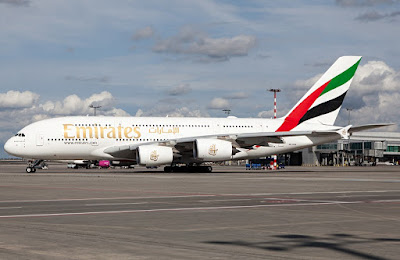 При посадке в аэропорту Домодедово едва не разбился Airbus A380