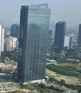 "Foto "" Tokopedia Tower "" di Menjadi Pusat E-commerce"