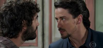 Verão 90: Jerônimo e Galdino se juntam para arrancar dinheiro da alta sociedade