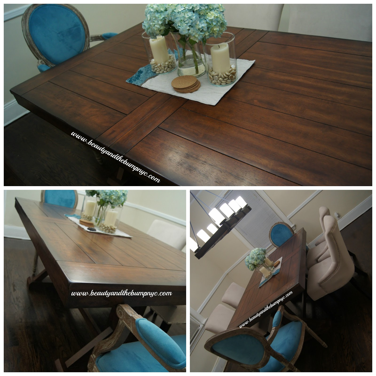 my farmhouse glam dining room beauty and the bump it s funny because i purchased the chairs without the approval of my husband and knowing i d already purchased the chairs i asked him his opinion of them