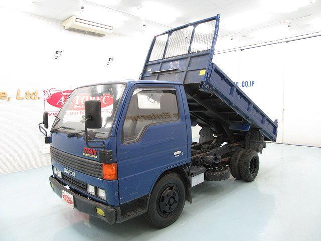 19665T3N8 1991 Mazda Titan 2ton Dump