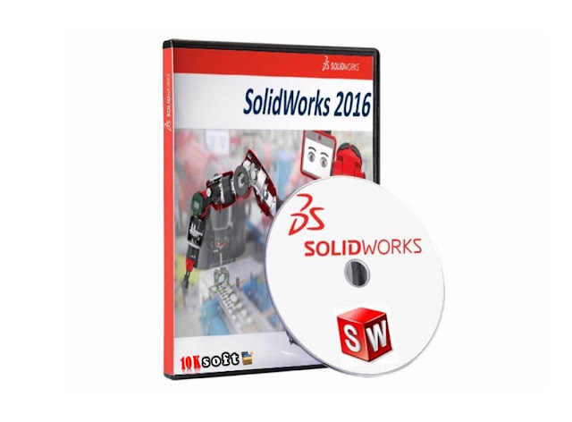 SolidWorks 2016 Setup Free Download