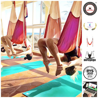 PANAMA, AEROYOGA® INTERNATIONAL TEACHER TRAINING, FORMACION PROFESORES, LATINO AMERICA, AERIAL YOGA, AIR YOGA, YOGA AERIEN, AEREA, YOGA SWING, TRAPEZE, GRAVITY