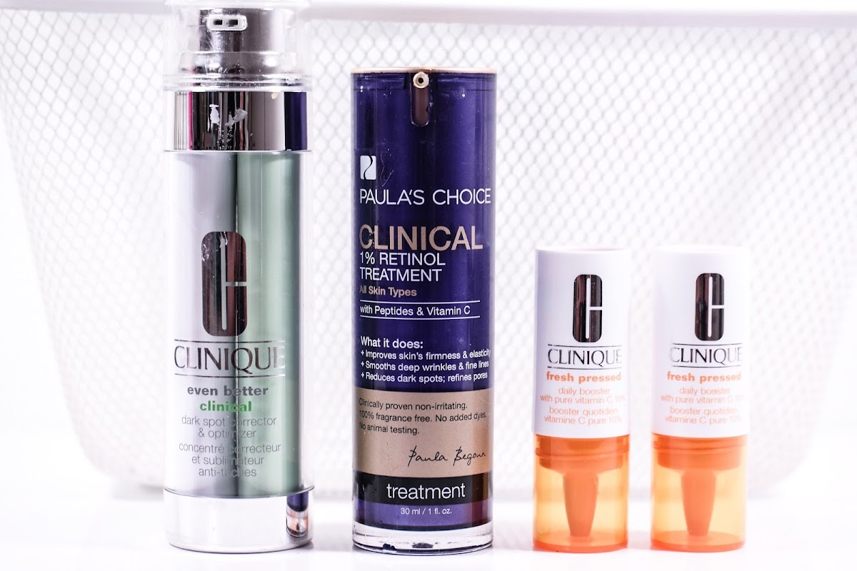 Clinique, Paula´s Choice
