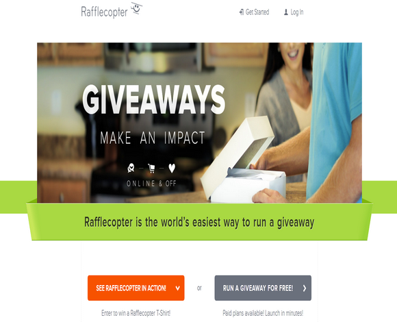 Top 3 Giveaway Generators to Create and Run Giveaways | Blogolect
