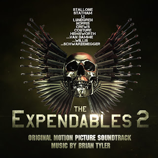 The Expendables 2 Liedje - The Expendables 2 Muziek - The Expendables 2 Soundtrack - The Expendables 2 Filmscore