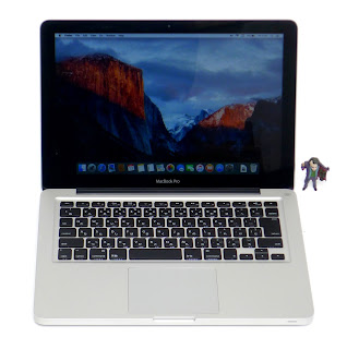 MacBook Pro Core i5 (13-inch, Late 2011) Second