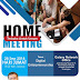 Home Meeting E-Loket Hari Jumat Tanggal 28 September 2018 di Galaxy Network Office Simalingkar Medan