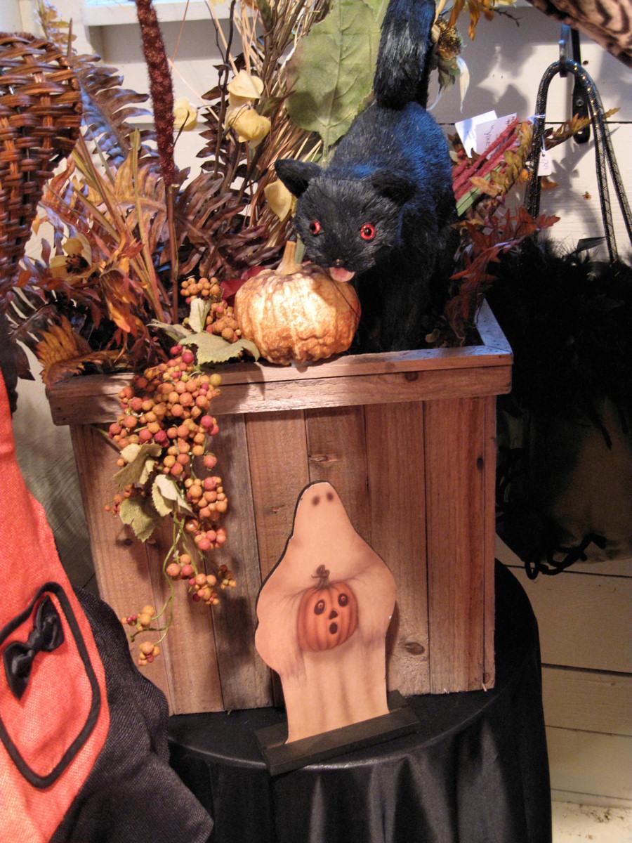 Haunted Eve's Halloween Blog: Country Halloween Decor