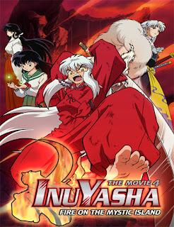 InuYasha: Fuego en la isla mística (2004) | DVDRip Latino HD Mega 1 Link