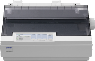 Epson LQ-300+II Driver Download