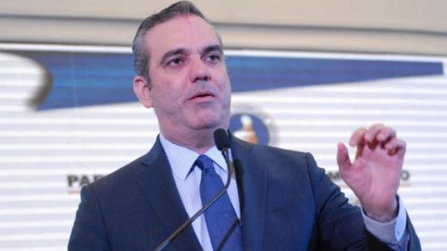 """Luis Abinader se pone los pantalones dice: """"el desorden migratorio con los haitianos es CULPA de Danilo Medina"""""""