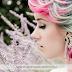 Os Penteados mais Bonitos para Noivas com Cabelos Coloridos
