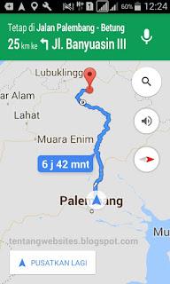 Cara agar Google Maps bisa berbicara sebagai penunjuk jalan