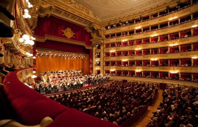 Sobre o Teatro Alla Scala em Milão