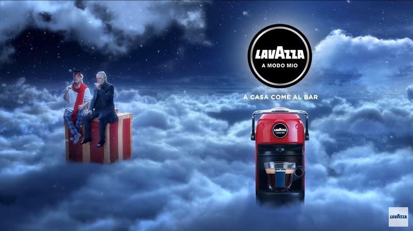 Canzone Lavazza pubblicità Maurizio Crozza, Jolie e il regalo di Natale perfetto - Musica spot Dicembre 2016