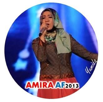 Lagu Amira AF 2013: Sesaat Untukku