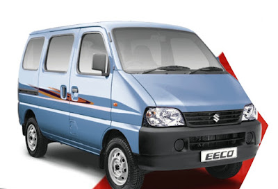 New 2019 maruti Suzuki eeco get ABS and airbag.