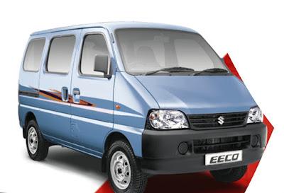 New 2019 maruti Suzuki eeco get ABS and airbag.