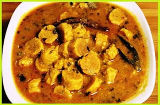 Panjabi Style Arvi Recipe