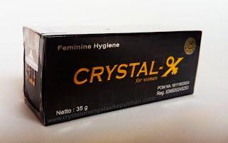 Bagian Depan Crystal X