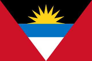 Bendera negara Antigua dan Barbuda