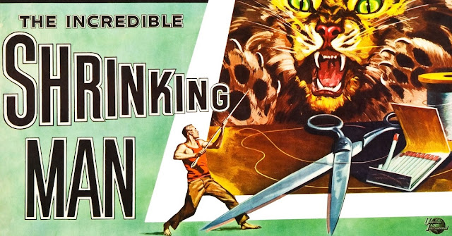 the incredible shrinking man banner
