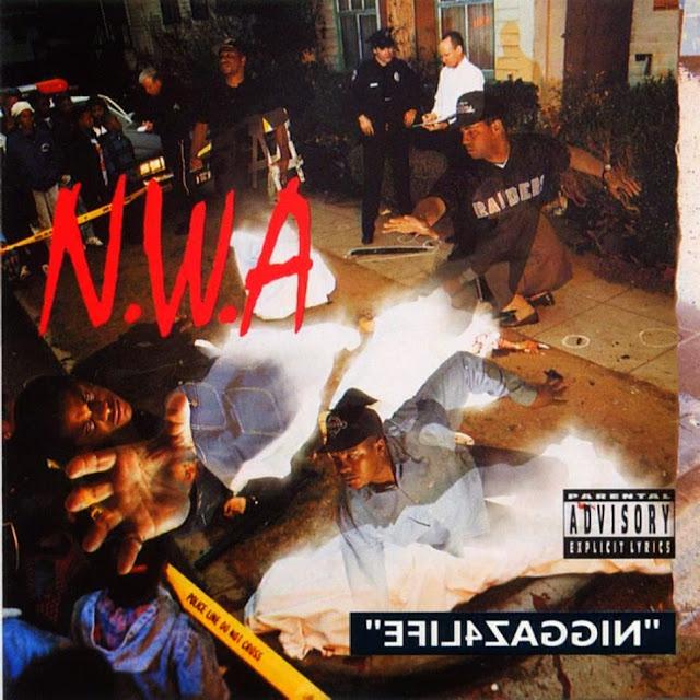 N.W.A – Efil4zaggin (Niggaz4Life)  (1991) | EEUU