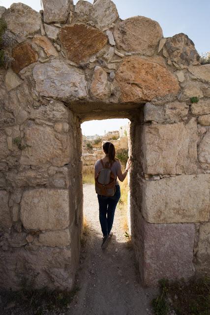 Asentamiento Omeya en la Ciudadela de Amman