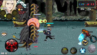 Game Naruto Senki Android Mod Money